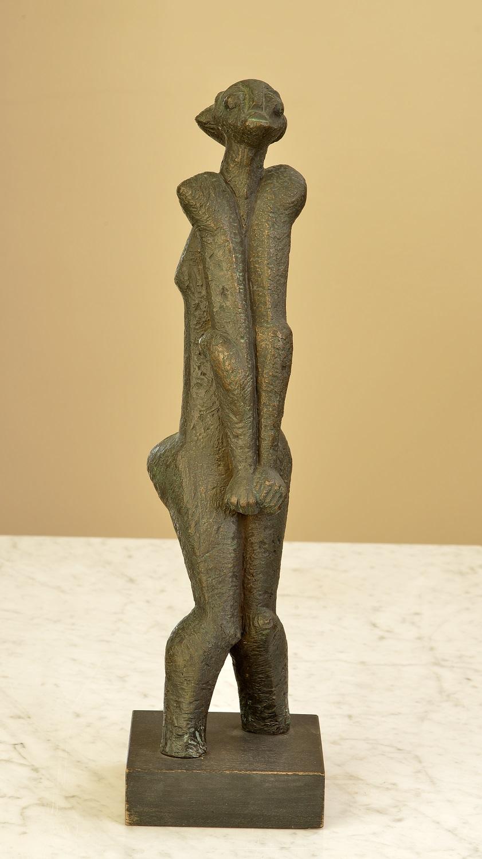 Ezrom Legae Standing Woman
