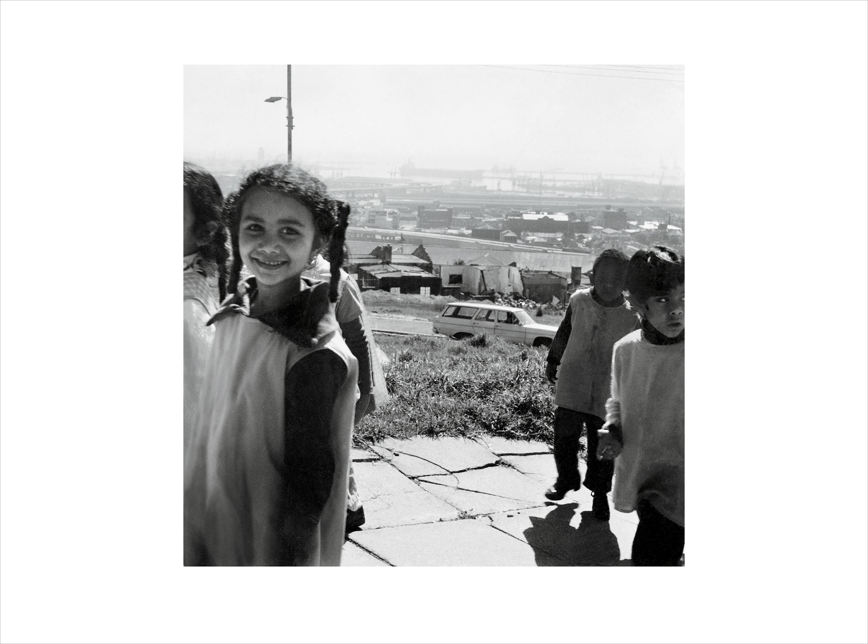 Sue Williamson, The Last Supper at Manley Villa (Children), 1981_0067